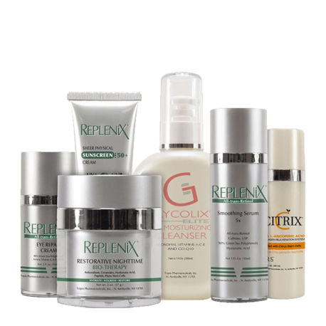 anti aging regimen oily tolerant level 1