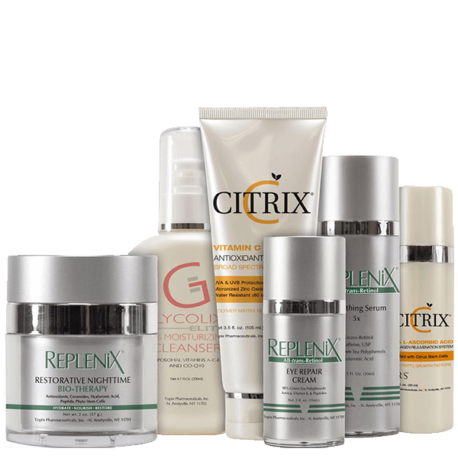 anti aging regimen normal dry tolerant level 2