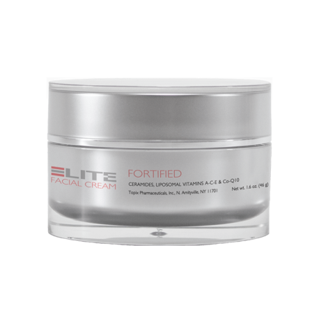 elite facial cream fortified