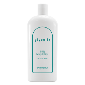 glycolix body lotion 15 percent